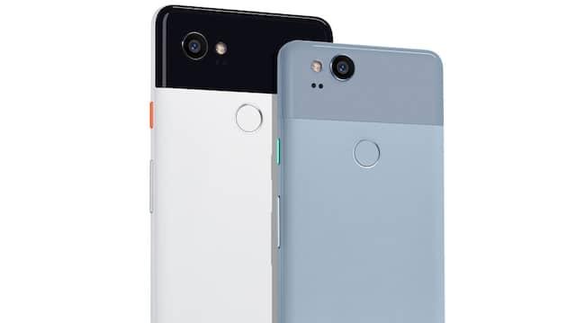 Das Pixel 2 gibt es in einer Größe von 5 und 6 Zoll