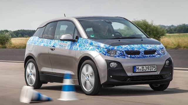 Der BMW i3 ist einer der Pioniere.