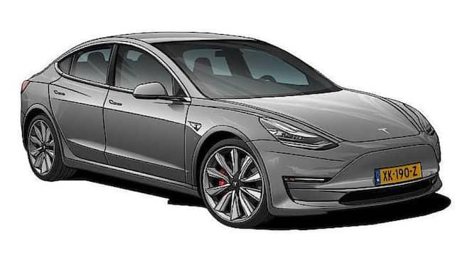 Der Einstieg in die Teslawelt: Model 3.