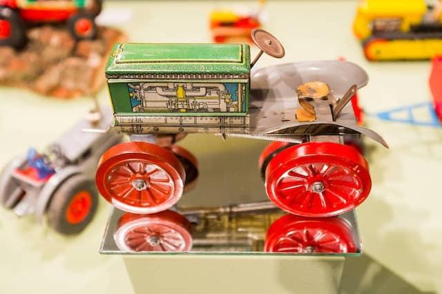 Technofix-Uhrwerktraktor, Ende der zwanziger Jahre