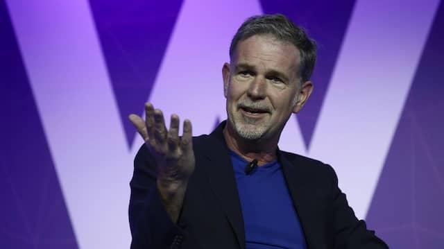 Reed Hastings hat Netflix gegründet und führt das Unternehmen bis heute.