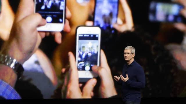IPhone beschert Apple Rekordgewinn