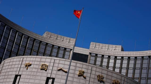 Chinas Notenbank kündigt Großes an.