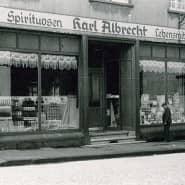 So sah die Filiale im Essener Stadtteil Schonnebeck im Jahr 1930 aus.