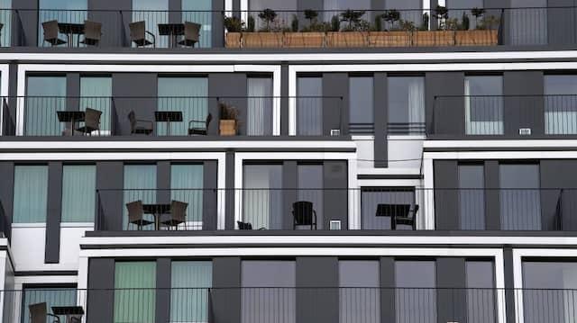 In vielen Berliner Bezirken entstehen Luxus-Immobilien