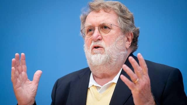 STIKO-Vorsitzender Thomas Mertens