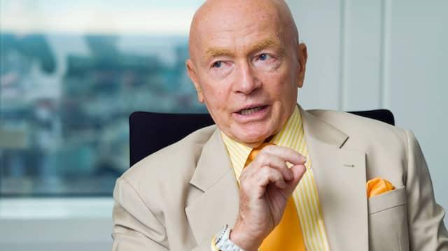 Mark Mobius hat die Aktienanlage in Schwellenländern salonfähig gemacht.