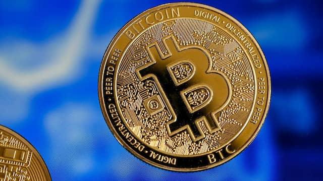 Der Bitcoin boomt - und verzeichnet hohe Wert-Schwankungen.