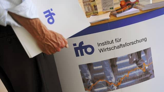Die umstrittene Studie stammt aus dem Ifo-Institut.