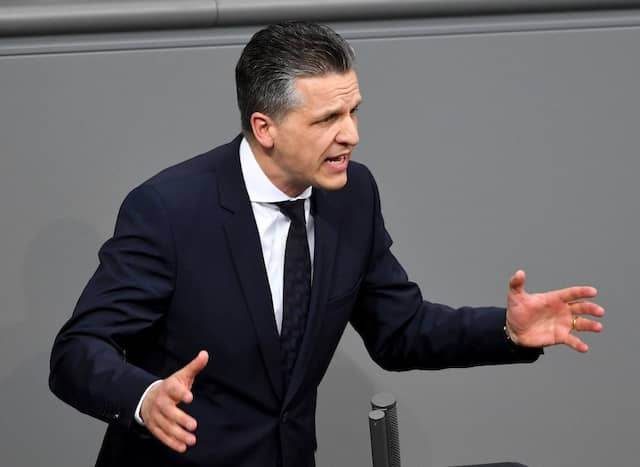 """""""Eine Steuergutschrift könnte die Bereitschaft zum Einsatz erhöhen"""", sagt Thorsten Frei (CDU)."""