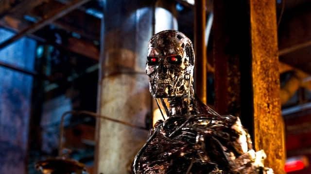 """Soweit wie im Film """"Terminator: Die Erlösung"""" sind wir dann doch noch nicht"""