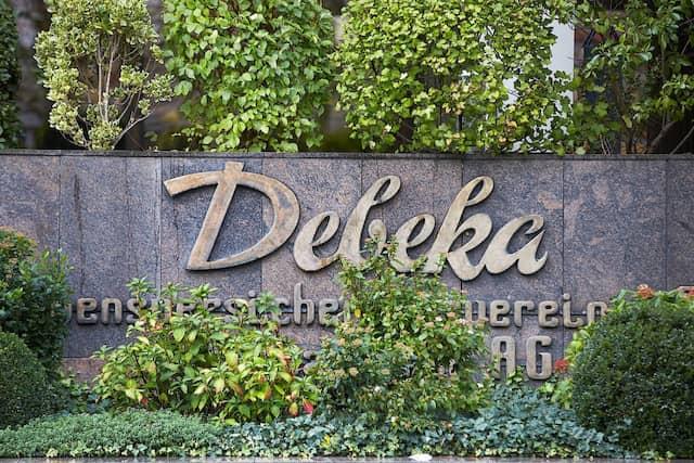 Seit den achtziger Jahren sitzt die Debeka in Koblenz in einem Hochhaus im Gewerbegebiet.