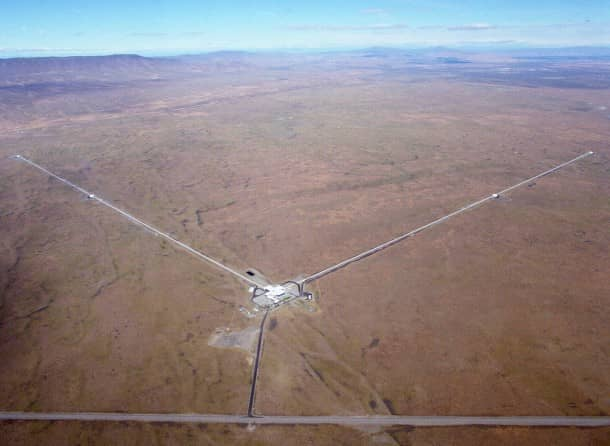 Ligo in Hanford Washington