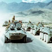 Erst nach acht Jahren blutigen Abnutzungskrieges begann die Sowjetunion 1988, ihre Truppen aus Afghanistan zurückzuziehen