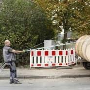 Strippenzieher: Der Glasfaserausbau auf dem Land, wie hier in Wadersloh (NRW), soll Fahrt aufnehmen.