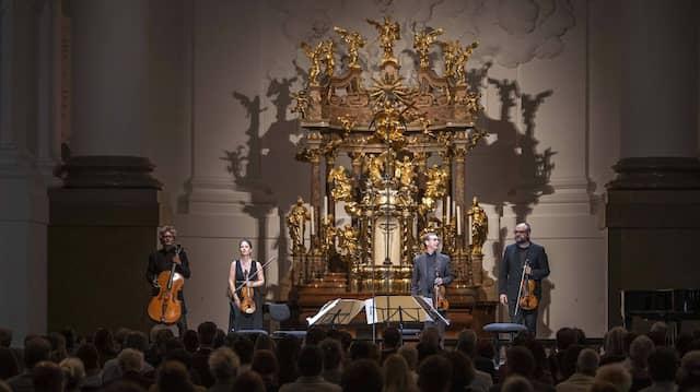 Die Salzburger Festspiele präsentieren Fragmente – Stille.