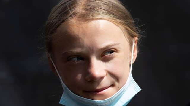 Bewegt junge Menschen auf der ganzen Welt: Klimaaktivistin Greta Thunberg