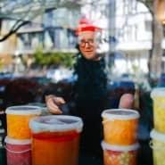 """""""Kochen für Helden"""": Der Sternekoch Max Strohe hat ein Hilfsprojekt initiiert."""