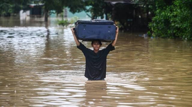 Hilfsorganisationen warnen vor einem Desaster in der Region durch Überschwemmungen und Erdrutsche.