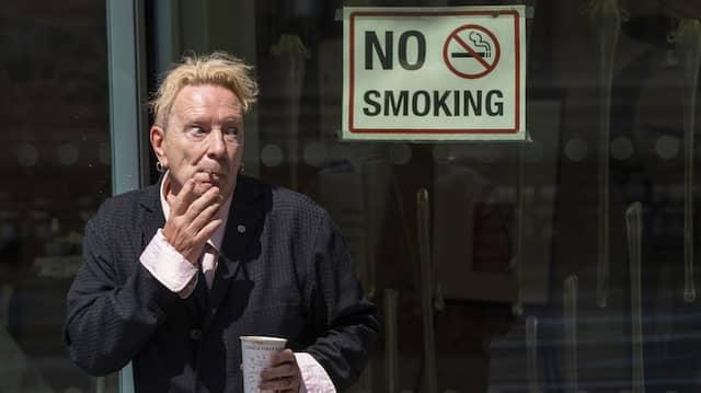 Legt Wert auf historische Genauigkeit: John Lydon alias Johnny Rotten von den Sex Pistols.
