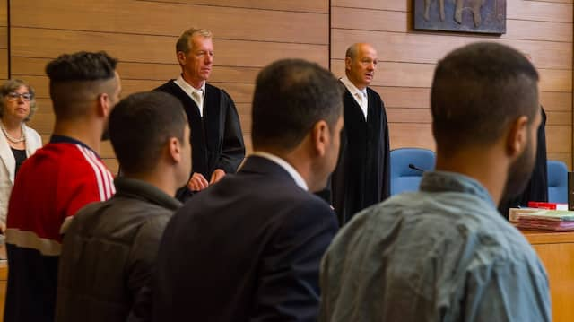 Flüchtlings-Schleuser in Traunstein zu Haftstrafen verurteilt