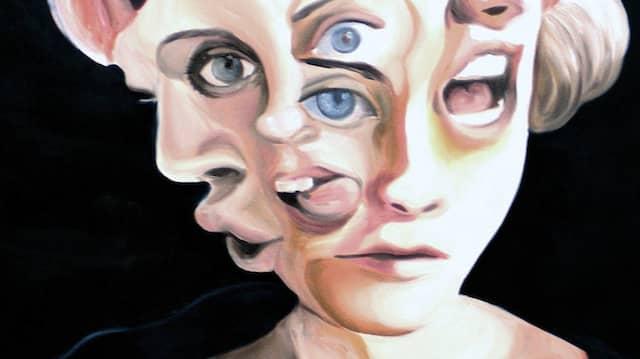 Mensch mit vielen Gesichtern: Porträt von Charlie Stein