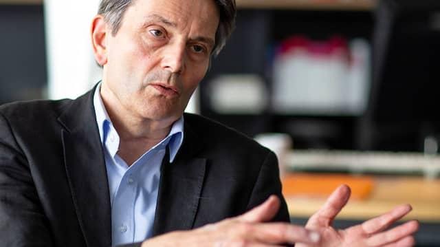Rolf Mützenich leitet die Bundestagsfraktion der SPD