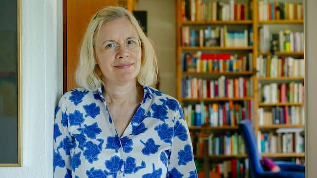Gibt Hilfe zur Selbsthilfe: die Schmittener Psychotherapeutin und Ärztin Barbara Günther-Haug