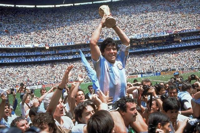 Maradona, 1986, sein glanzvollstes Jahr - von dem heute noch alle zehren