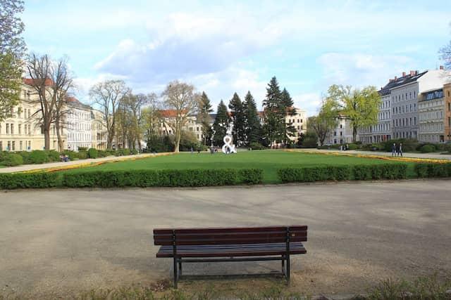 Der Sechsstädteplatz in Görlitz