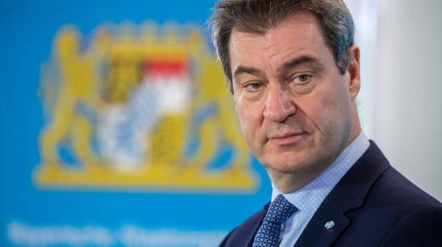CSU-Chef Söder: Nach Überstehen der ersten Phase müsse ein Konjunkturprogramm in ähnlicher Größenordnung folgen.