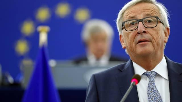 EU: Jean-Claude Junckers Umbau-Vision