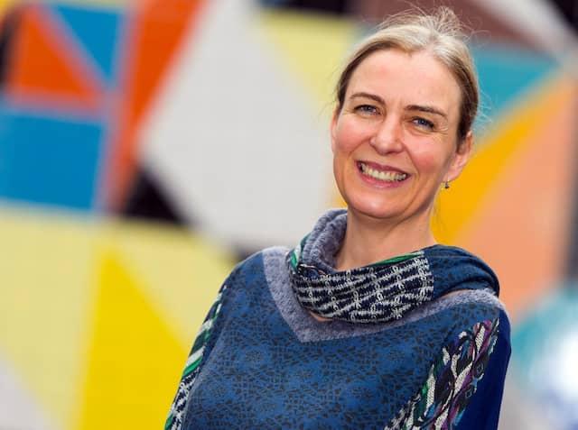 Marion Ackermann ist seit November 2016 Direktorin der Staatlichen Kunstsammlungen Dresden.