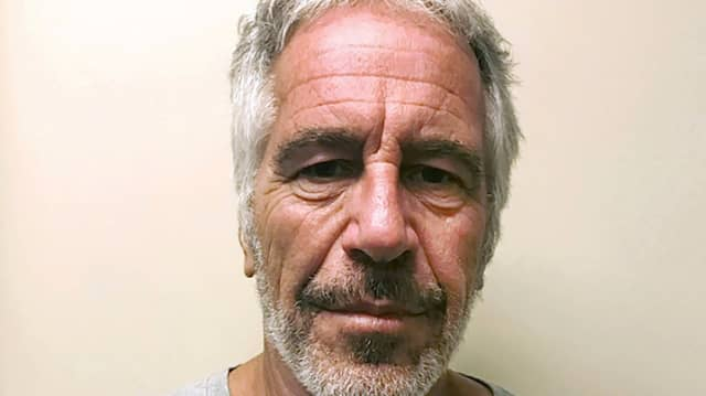 Der Sexualstraftäter Jeffrey Epstein