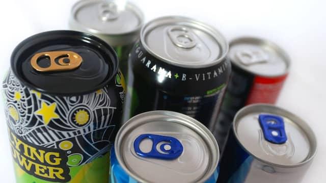Energydrinks: Experten warnen vor Gesundheitsgefahren