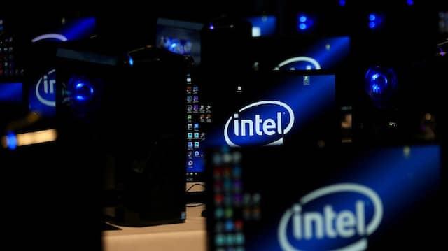 Das Intel-Logo