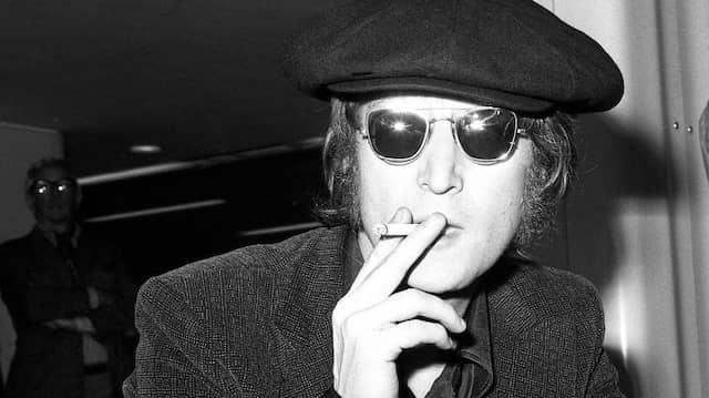 John Lennon im Jahr 1971