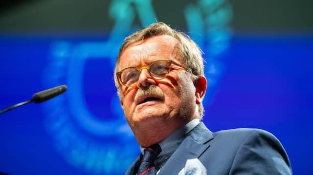 Frank Ulrich Montgomery, Präsident der Bundesärztekammer und des Deutschen Ärztetages