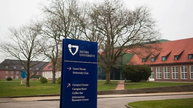 Der Campus der Jacobs University