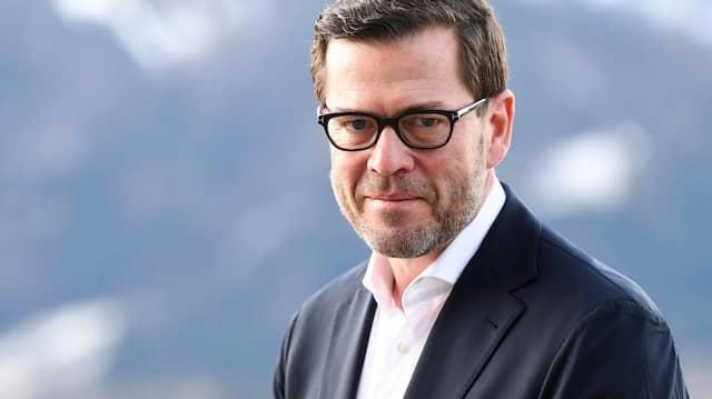 Dr. Karl-Theodor zu Guttenberg