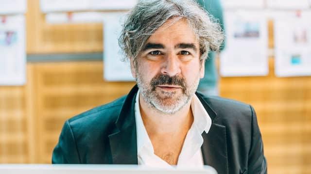 Der Journalist Deniz Yücel