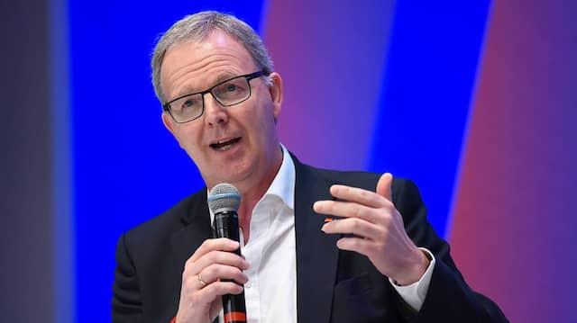 Axel Voss ist rechtspolitischer Sprecher der christlich-demokratischen EVP-Fraktion im Europäischen Parlament. Er war Berichterstatter für die Urheberrechtsreform.