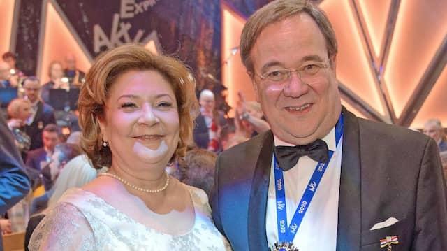 Der Schulhofzank ist lang vergessen: Susanne und Armin Laschet