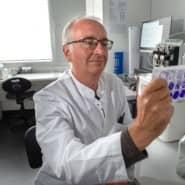 Kämpft gegen Covid-19: der Gießener Virologe Friedemann Weber