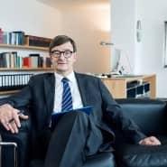 Mann mit großen Ambitionen: Helmholtz-Chef Otmar Wiestler