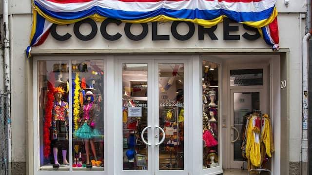 Macht im Januar und Februar auf Fastnacht: die Boutique Cocolores