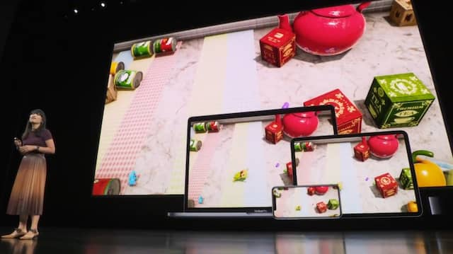 Mit Apple Arcade startet im Herbst ein Abo-Service für Spiele.