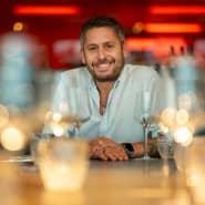 """Neues Konzept: James Ardinast in seinem Restaurant """"Stanley"""""""