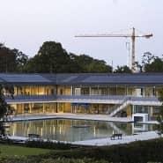 Mit Retro-Charme: Das renovierte Mineralbad Berg soll mehr Gäste anziehen.