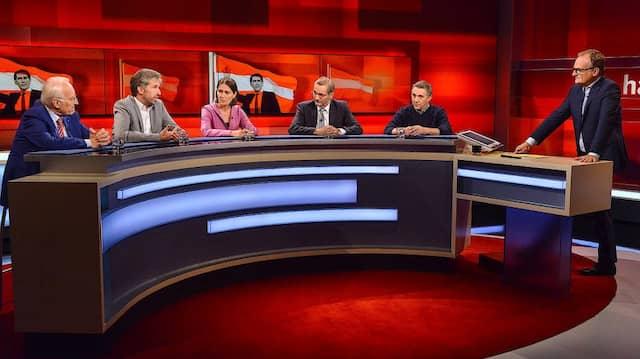 TV-Kritik Hart aber fair: Wunderknabe aus Österreich